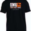 M. crna k.majica - narančasti logo