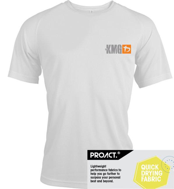 M. bijela ProAct majica
