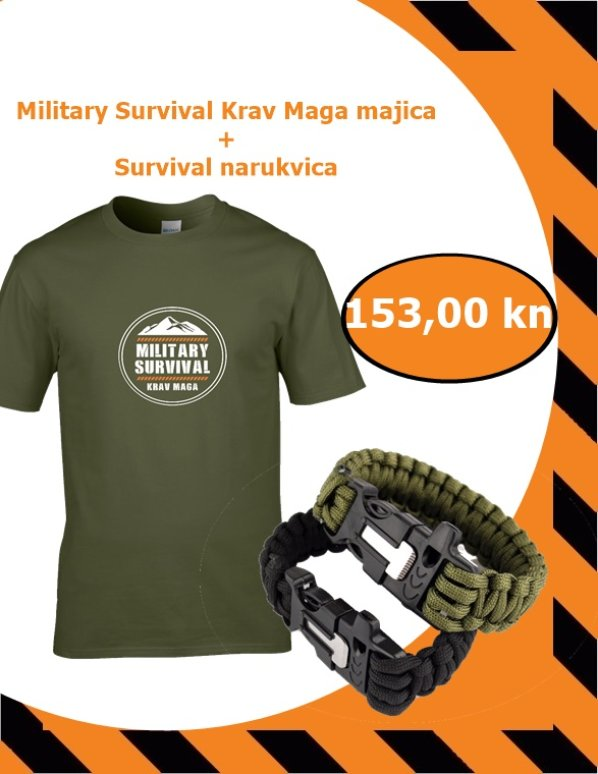 Military Survival paket