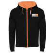 Unisex KMG crna jakna