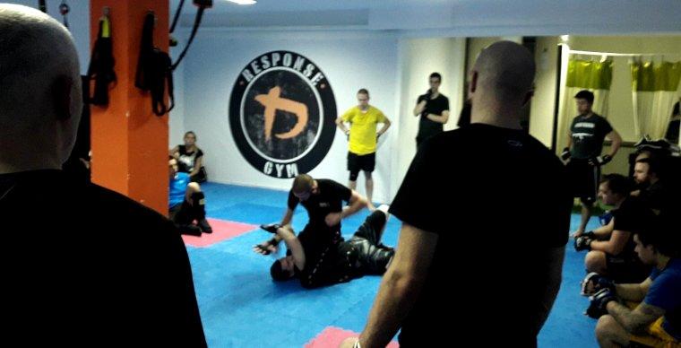 Krav Maga i MMA sinergija