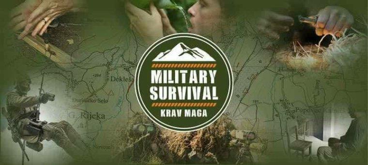 Military Survival Krav Maga Camp Kalnik
