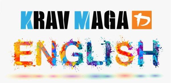 Krav Maga trening za djecu na engleskom jeziku