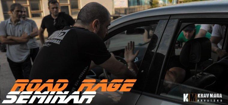 Road Rage seminar u Zagrebu