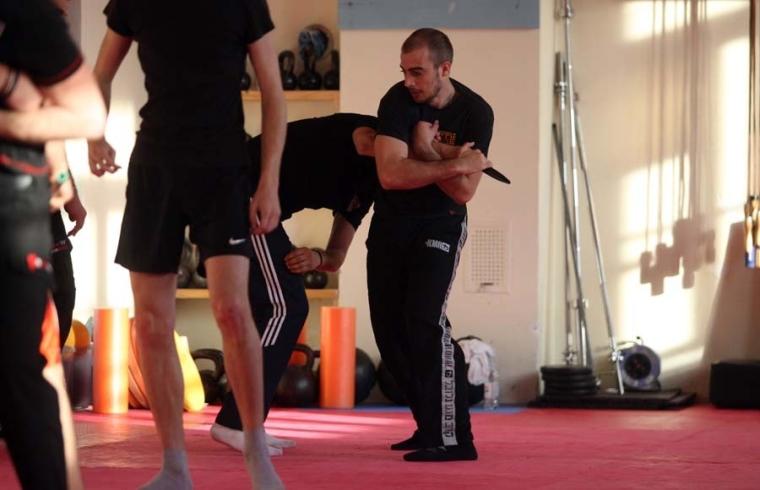Partner na treningu