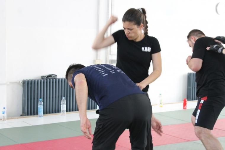 Krav Maga trening