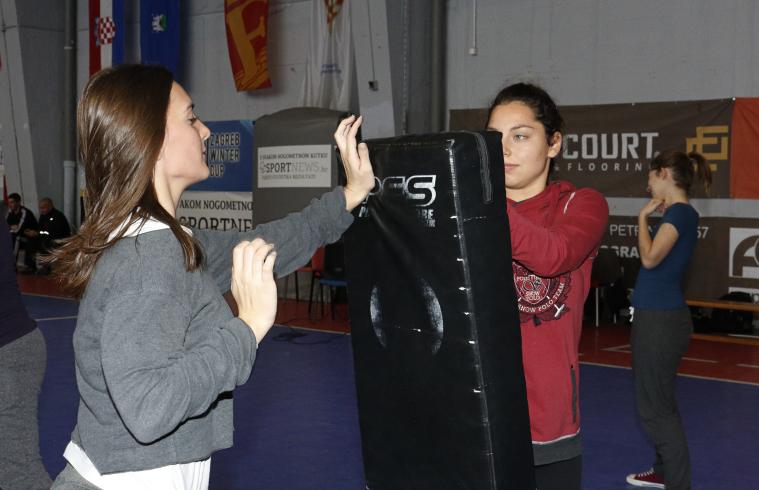 Samoobrana za žene, Safe&Fit